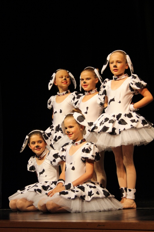 Dalmations on stage pic 2 compressed